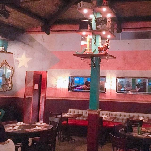 Best Restaurants In Condado Santurce Opentable
