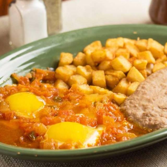 Huevos Rancheros - Pericos-Sonterra, San Antonio, TX