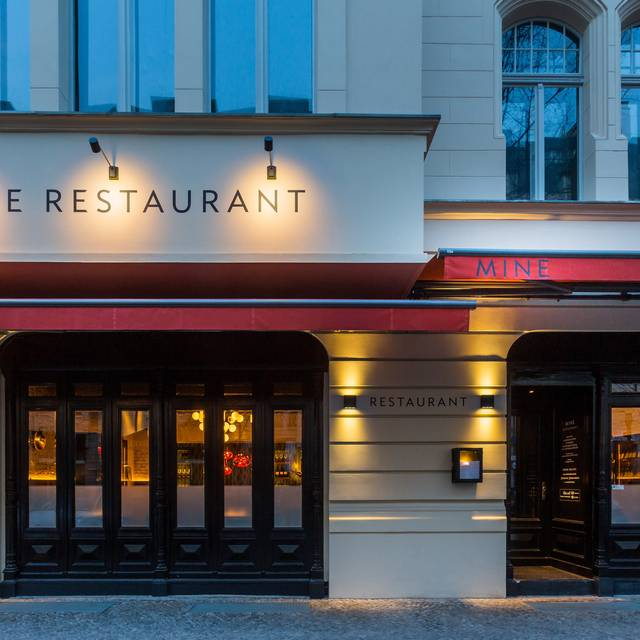 MINE Restaurant, Berlin