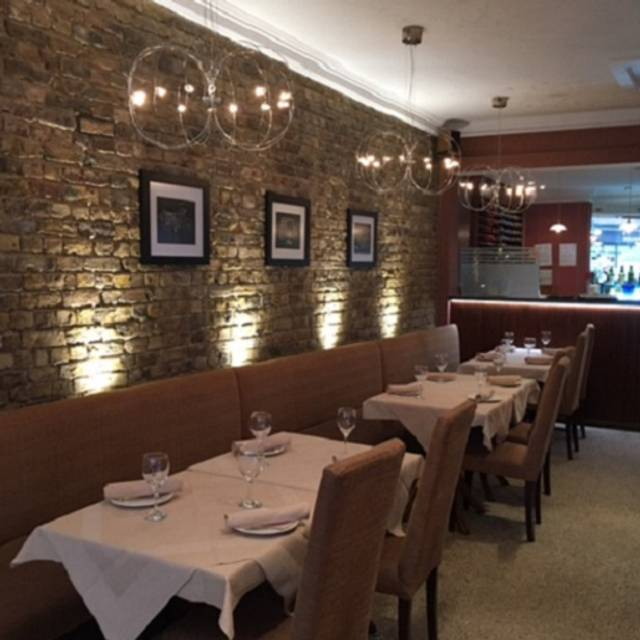 Woodlands Restaurant Hampstead, London