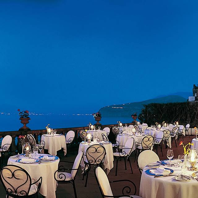 Terrazza Bosquet Sorrento Restaurant Info Reviews Photos