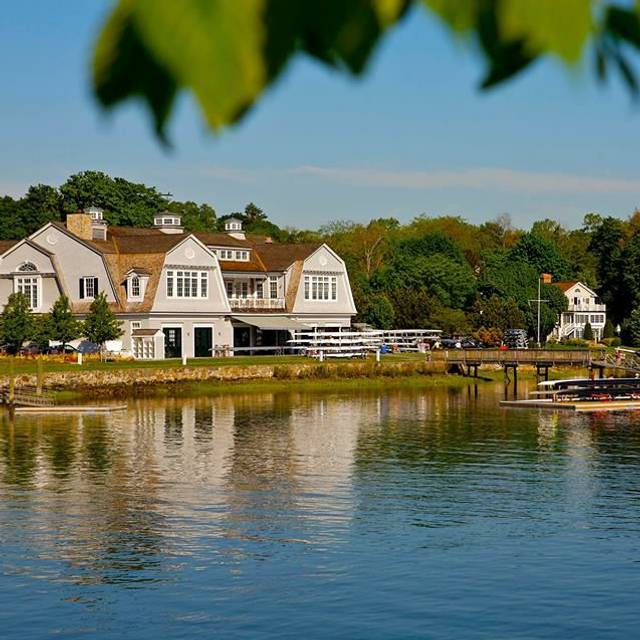 The Boathouse at Saugatuck Rowing Club, Westport, CT