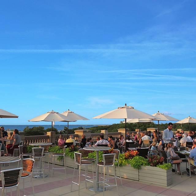Memorial Day - Ocean Terrace - Ocean Terrace Restaurant- Ocean Edge Resort & Golf Club, Brewster, MA