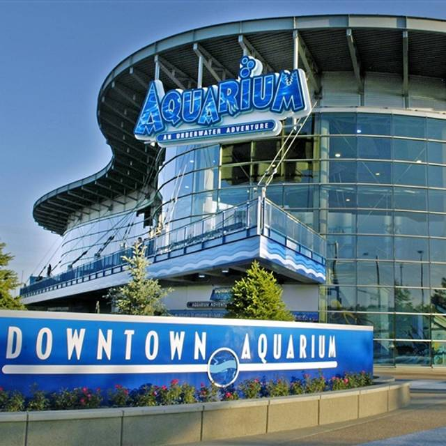 Aquarium Restaurant - Downtown Denver, Denver, CO