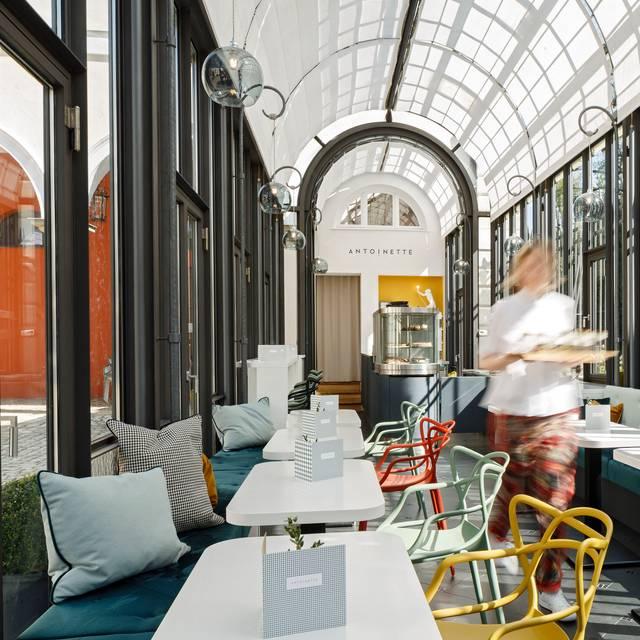 caf antoinette restaurant regensburg by opentable. Black Bedroom Furniture Sets. Home Design Ideas