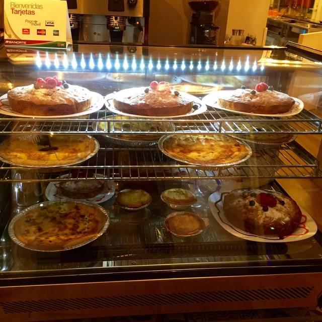 Postres - Lasagna Factory, Morelia, MIC