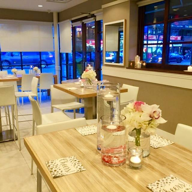 Beach Bay Cafe Vancouver Bc