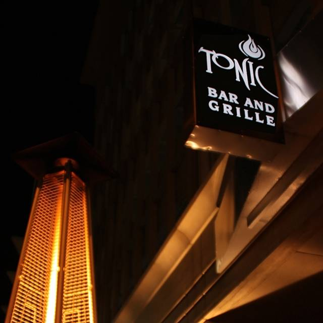 Tonic Bar and Grille, Wilmington, DE