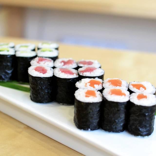 Sushi Bar Atariya, London