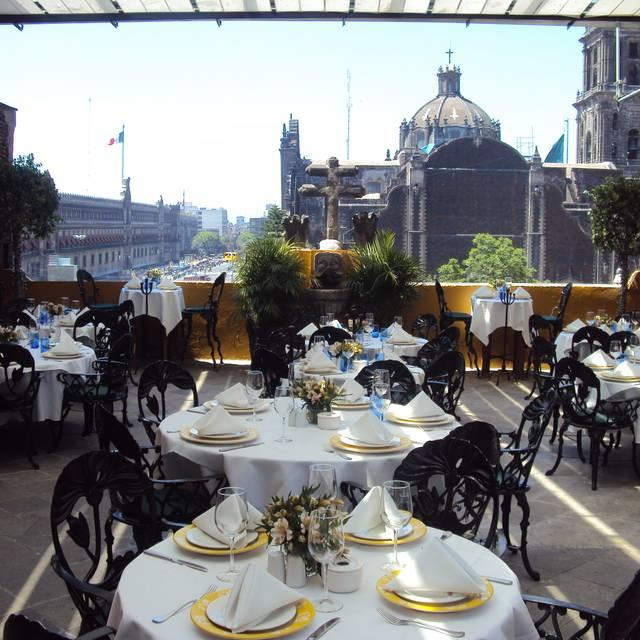 La casa de las sirenas restaurant ciudad de m xico cdmx for Casa de los azulejos ciudad de mexico cdmx