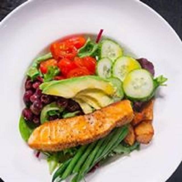 Salmon Nicoise Salad - Manhattan Proper, New York, NY