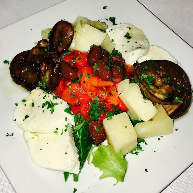 Bistro Appetizer - Padrino's Bistro, Hamilton, NJ