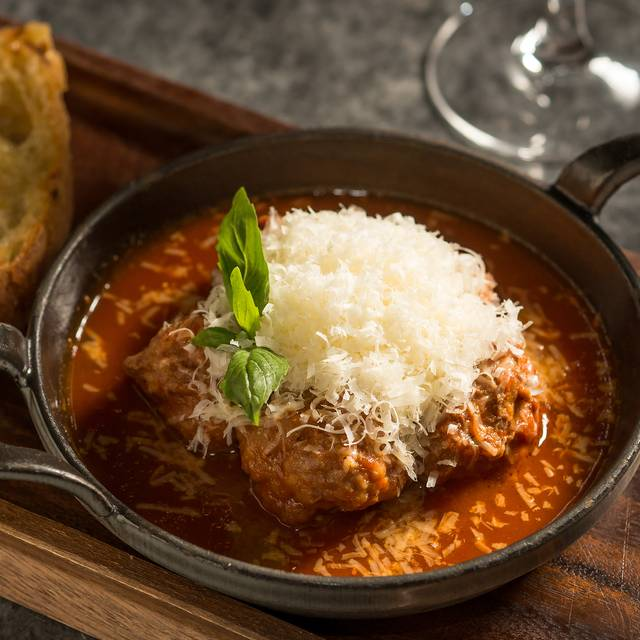 Meatballs And Bread - Asellina Ristorante, New York, NY