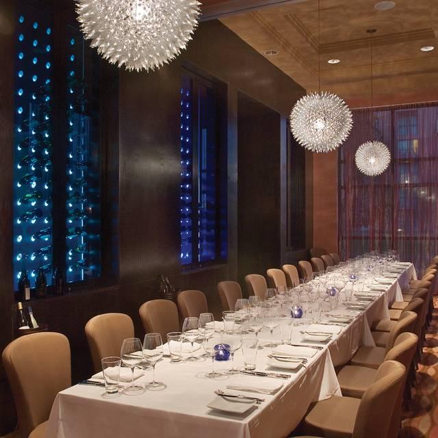 Todd English's  Bluezoo Private Dining Room - Todd English's bluezoo at the Walt Disney World Dolphin Resort, Orlando, FL