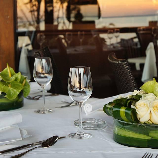 Terraza  - Casa Rolandi Restaurant, Cancún, ROO