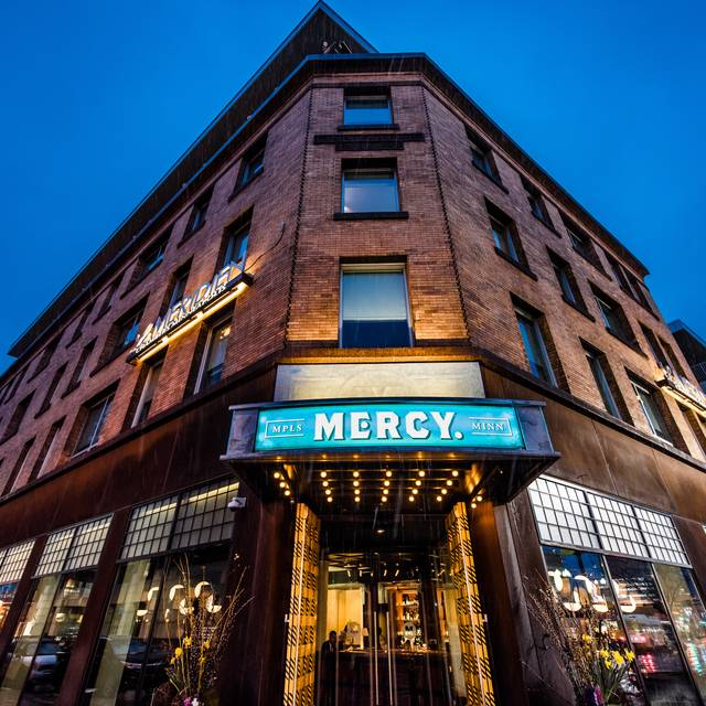 Mercy Bar & Dining Room, Minneapolis, MN