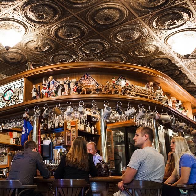 Main Bar Charles - The Pike Pub, Seattle, WA