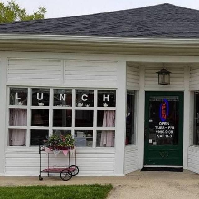 Communitea Cafe, Dayton, OH