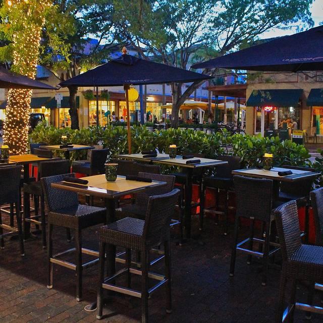 La Gamba Restaurant Coconut Grove Fl