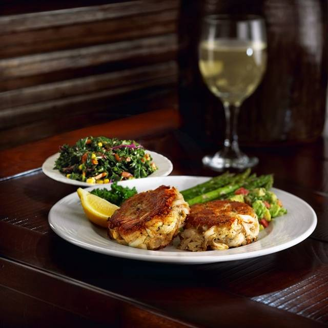Crabcake Entree - Ted's Montana Grill - NYC, New York, NY