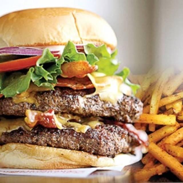 Burger - Grog Grill, Bryn Mawr, PA