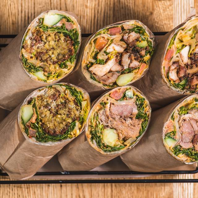 Wraps - Troya, San Francisco, CA