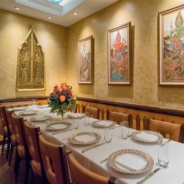 Arun's Thai Restaurant, Chicago, IL