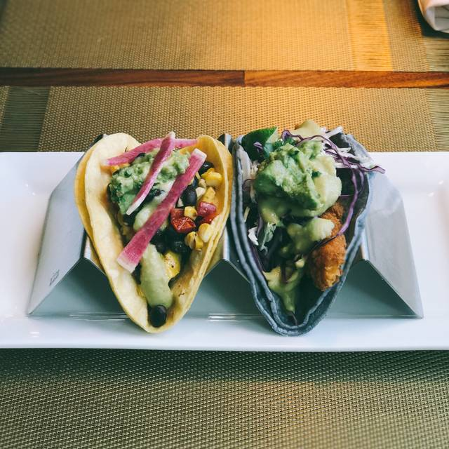 Tacos - Barking Mad Cafe, Gaithersburg, MD