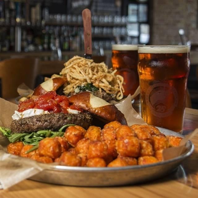 Burger Bar - South Loop, Chicago, IL