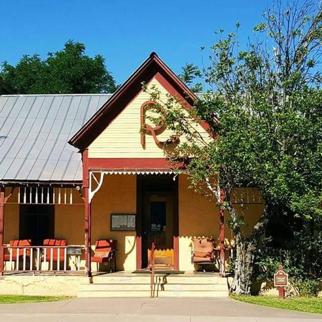 Reata Restaurant - Alpine, Alpine, TX