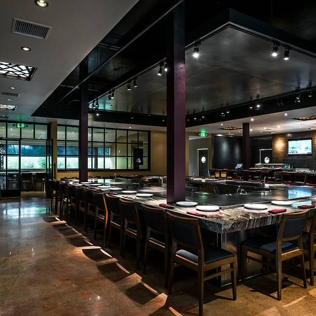 Encore Teppan Restaurant Diamond Bar CA OpenTable - Diamond bar table