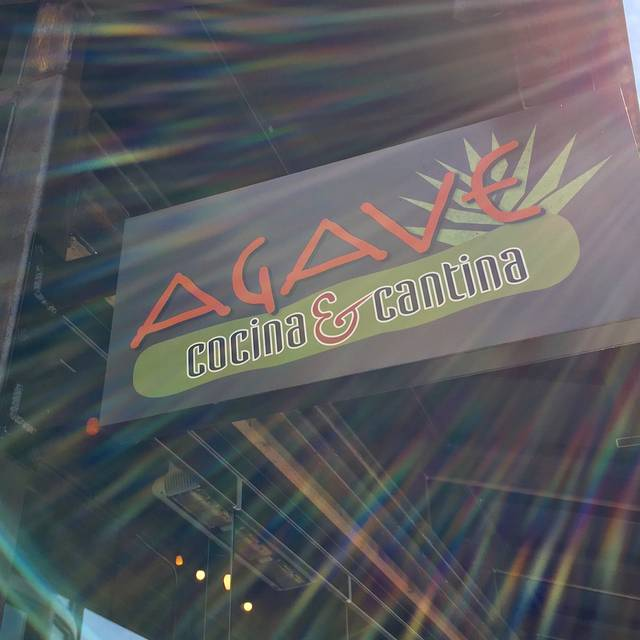 Agave Sign - Agave Cocina & Cantina-Kent Station, Kent, WA