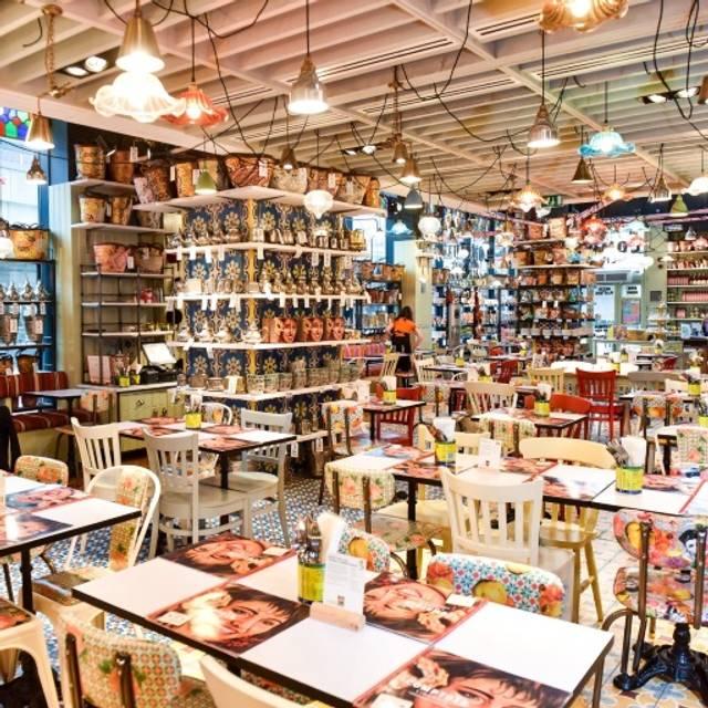 Tattu Leeds Restaurant Leeds West Yorkshire: Comptoir Libanais