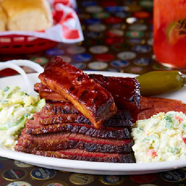 Bone Daddys Ribs - Bone Daddy's House of Smoke-Dallas, Dallas, TX