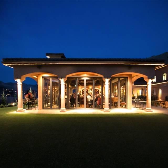 Sorrento's Ristorante, Chelan, WA
