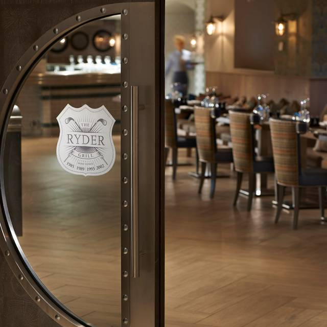 The Ryder Grill at The Belfry, Sutton Coldfield, West Midlands
