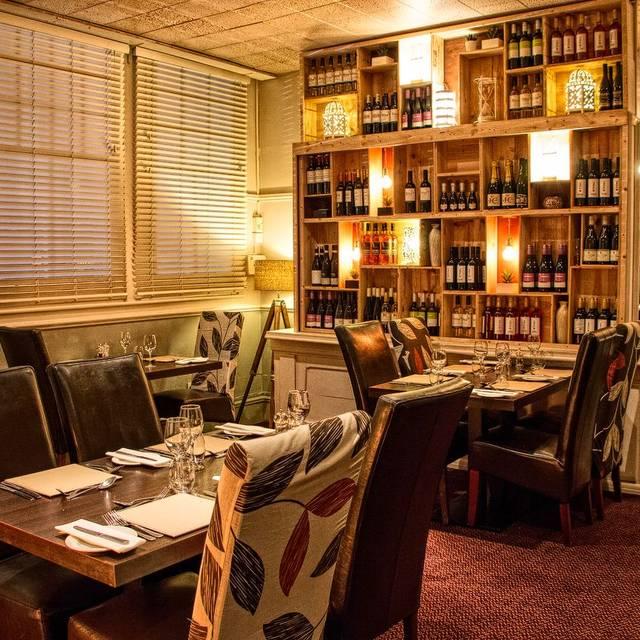 Restaurant 41 at The Roffen, Rochester, Kent
