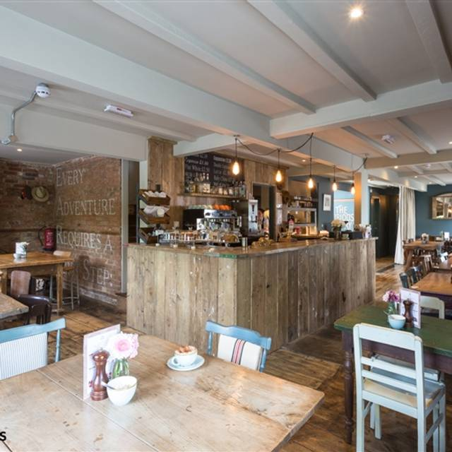 The Curious Eatery, Maidstone, Kent
