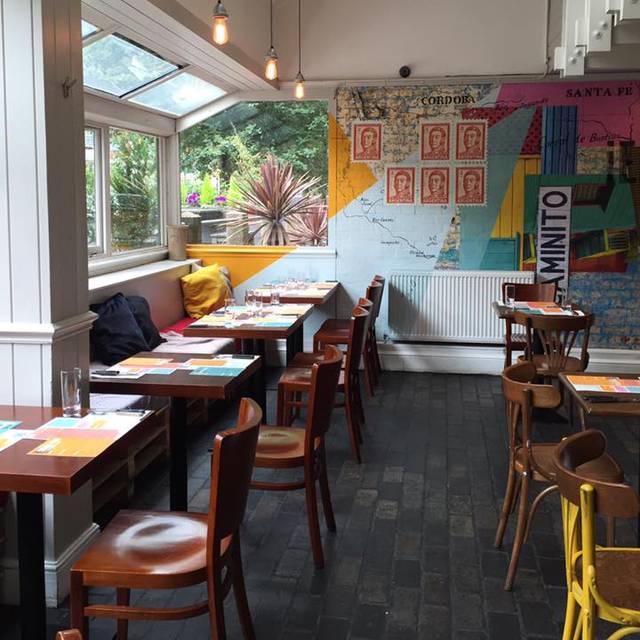 Moo Cantina Pimlico, London
