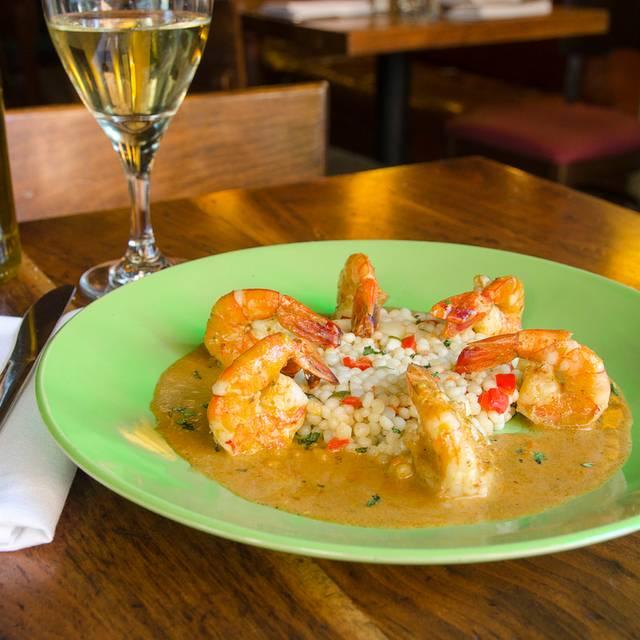 Shrimp Prosecco - Bettola, New York, NY