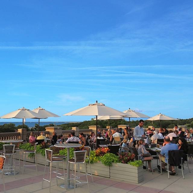 Ocean terrace restaurant ocean edge resort golf club for Terrace cafe opentable