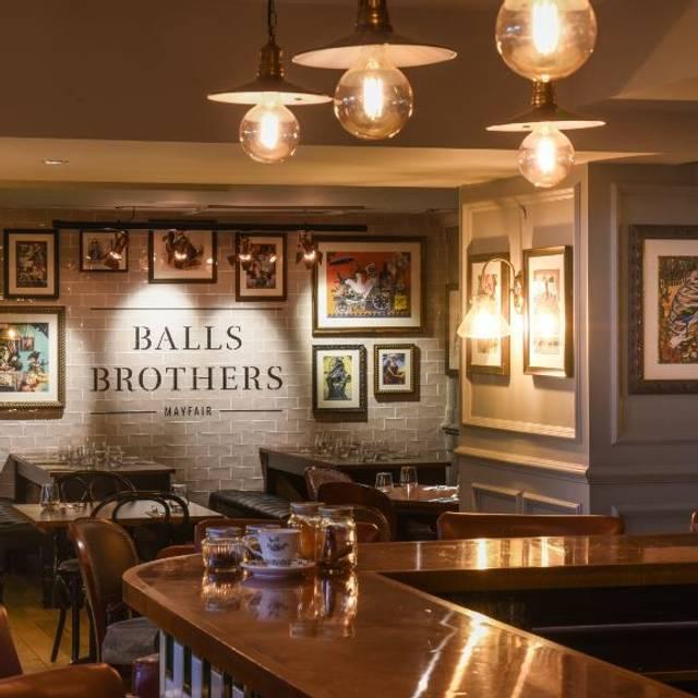 Balls Brothers - Mayfair, London