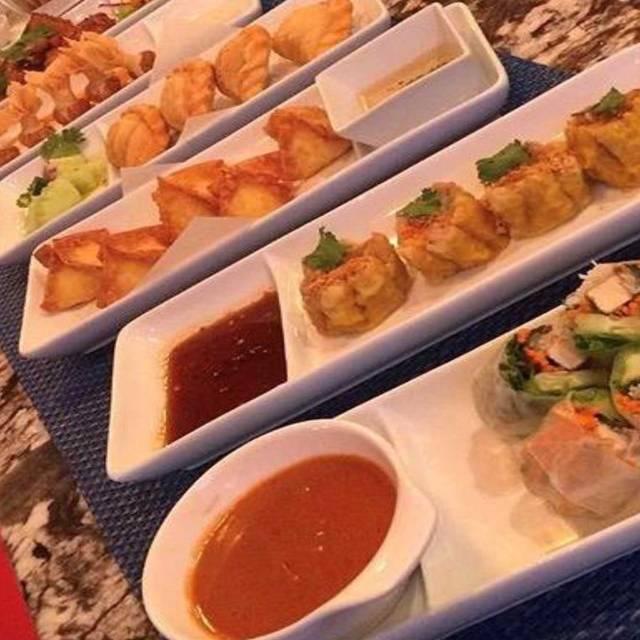 Happy Hour - Weera Thai Restaurant, Las Vegas, NV