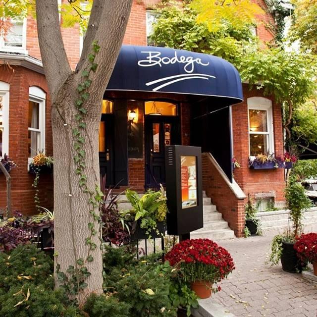 Bodega - Bodega, Toronto, ON