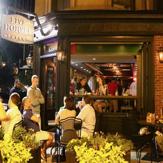 Five Horses Tavern - South End, Boston, MA