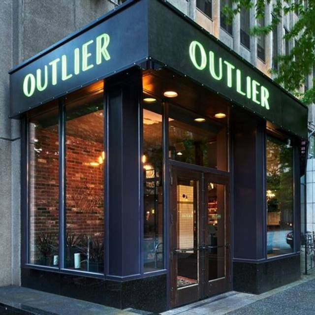 Outlier, Seattle, WA