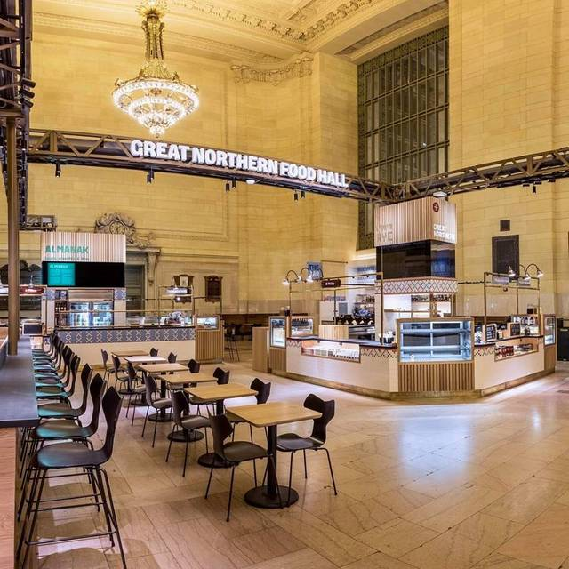 THE BAR at Great Northern Food Hall, New York, NY
