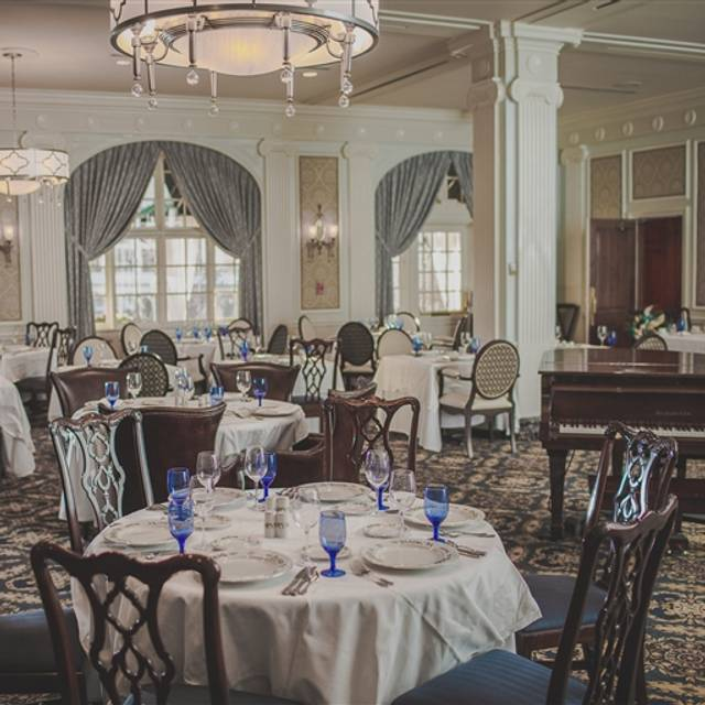 The Regency Room - The Hotel Roanoke & Conference Center, Roanoke, VA