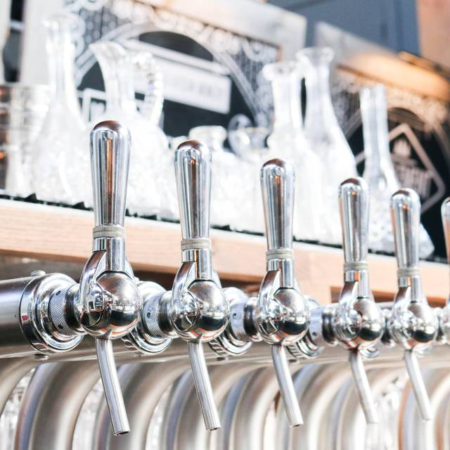 Wine Taps - The Belgard Kitchen, Vancouver, BC