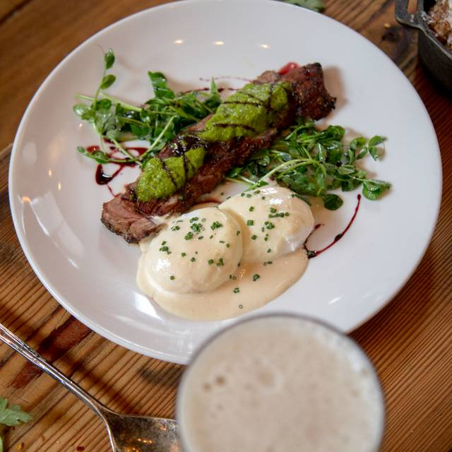 Steak+eggs - The Belgard Kitchen, Vancouver, BC